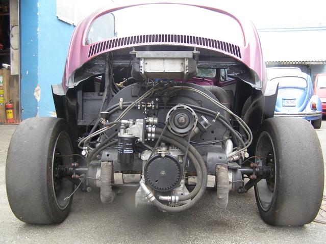 Cheap type 4 turbo build  - Shoptalkforums com